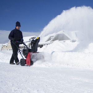 Snøfresere